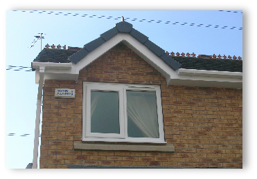 Chester Cheshire Replacement Soffit Fascia Gutter